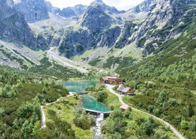 Book your Fitness Retreat with Tatra Escapes